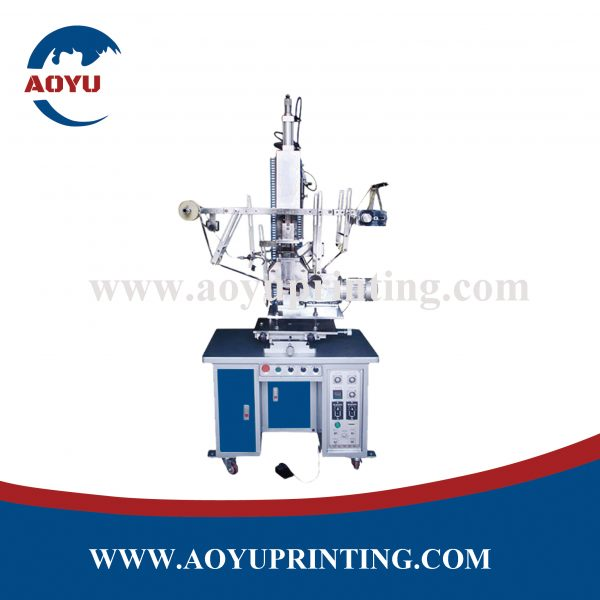 AY-YX001 special shapre heat transfer machine on square pen holder